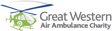 Thanks from the Great Western Air Ambulance