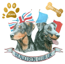 Beauceron Club UK 10th Anniversary Information Pack